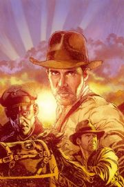 Indiana Jones & Tomb Of The Gods #2 (2008) Dark Horse comic book